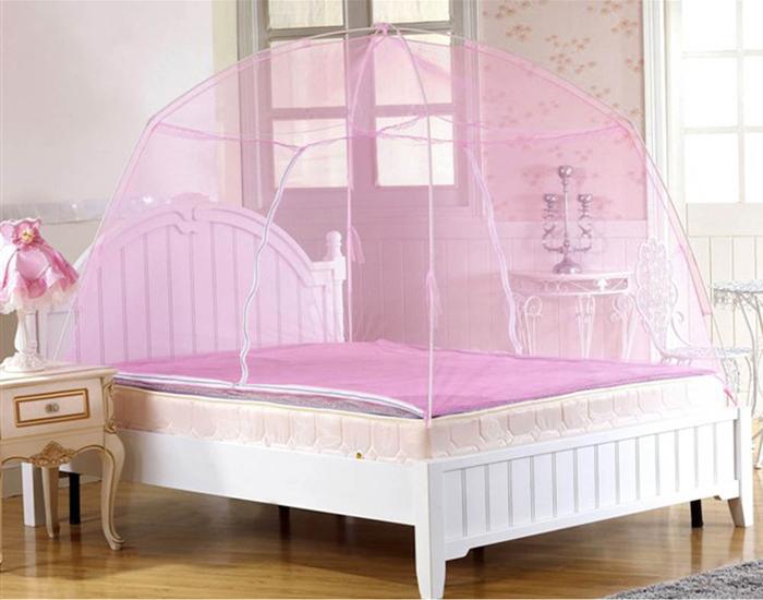 睡帐安装步骤图片欣赏